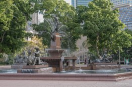 Archibald Fountain, Hyde Park