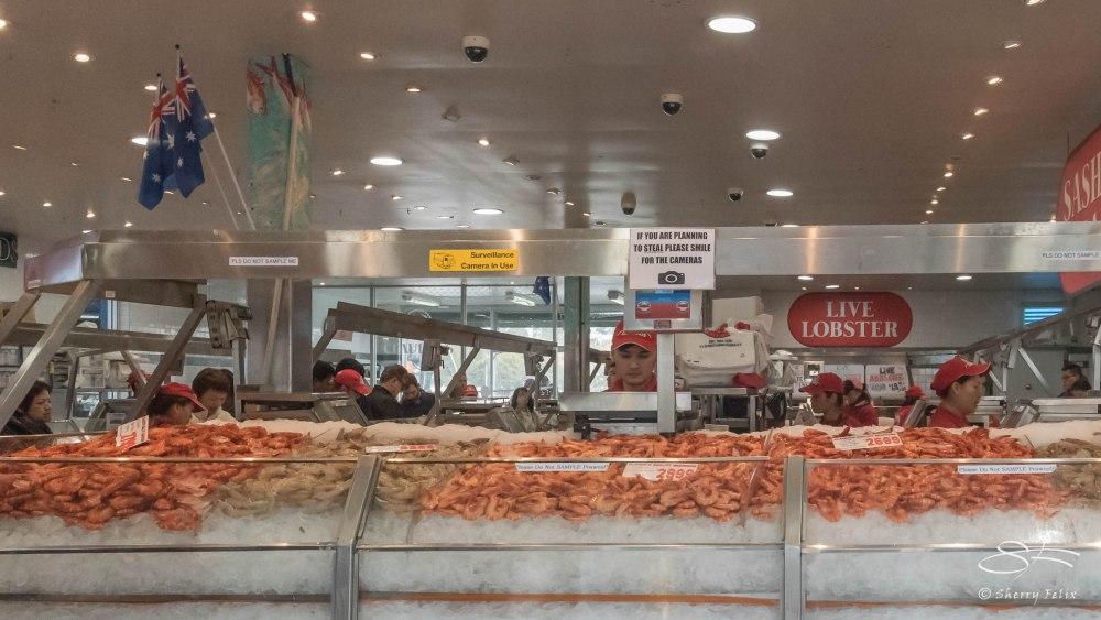 Sydney Fish Markets (6/6)