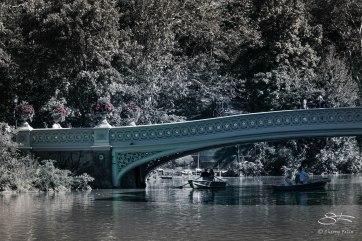 Bow Bridge Central Park 9/24/2015