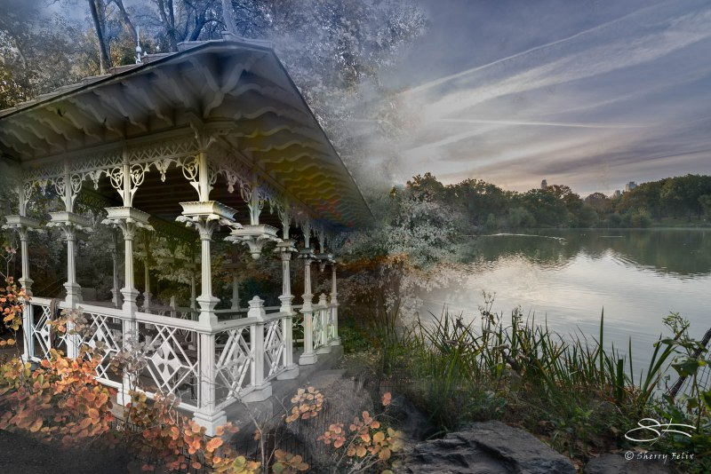 Ghostly Pavilion