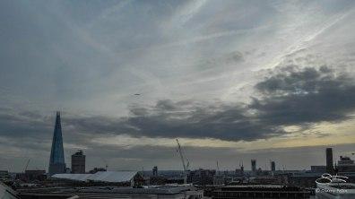 London Skyline 12/19/2015