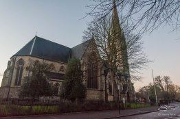 St Mary's Chirch, Stoke Newington 12/21/2015