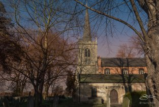 St Mary's Old Church, Stoke Newington 12/23/2015