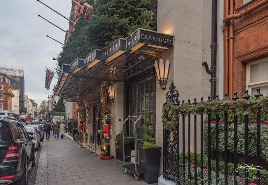 Claridge's, London 12/28/2015