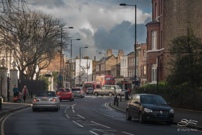 Church Street, Stoke Newington 12/29/2015