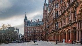 St Pancras Renaissance Hotel 1/5/2016