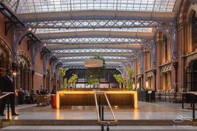 Lobby St Pancras Renaissance Hotel 1/5/2016