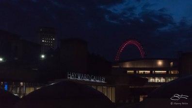 The Wheel, London 12/19/2015