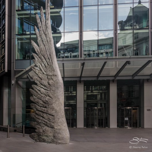 The City Wing, Threadneedle Walk, London 12/19/2015