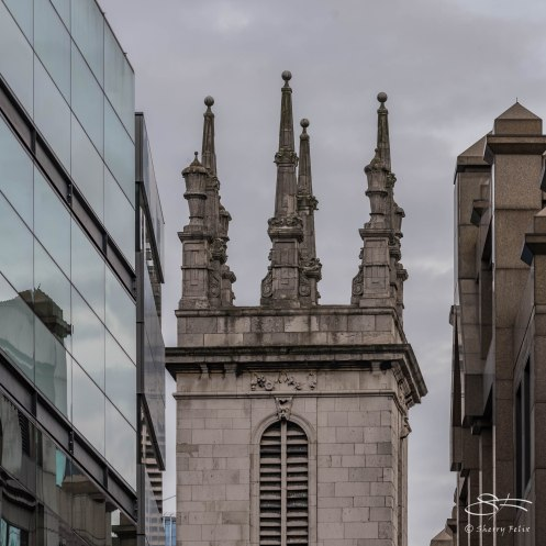 St Mary Somerset Tower, London 12/19/2015