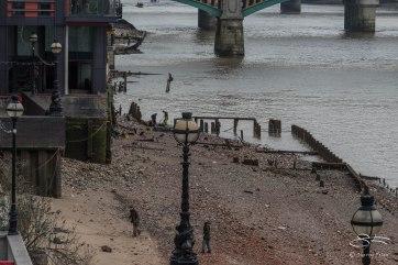 View towards Tower Bridge 12/19/2015
