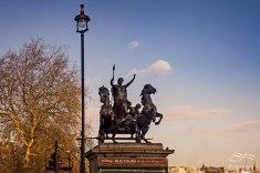 Queen Bodicca, Westminster Bridge, London 12/31/2015