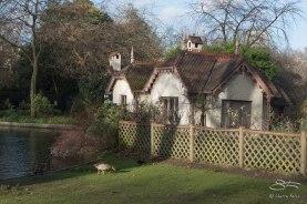 Cottage in St James Park 12/31/2016