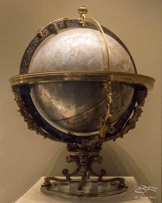 Globe, British Museum 1/6/2016