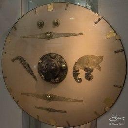 Celtic shield, British Museum 1/6/2016
