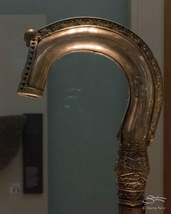 Celtic crook, British Museum 1/6/2016