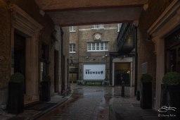 Passage, Smithfield, London 1/7/16