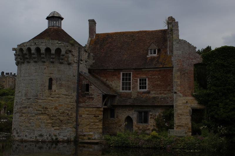 Scotney Castle, Kent by Bren Ryan
