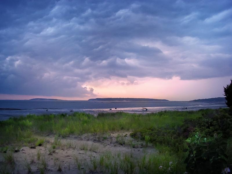 Before the Storm, Wellfleet, Cape Cod 7/23/2002