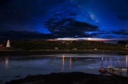 Mulholland Pt Light, Campobello, NB, Canada