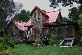 Friend's house near Solon, Maine 9/5/2014