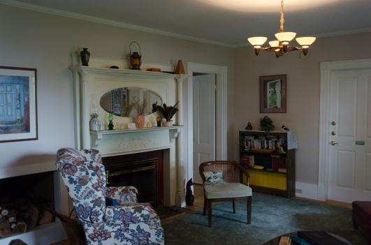 Maple Hill Farm Inn, Hallowell, Maine 9/6/2012