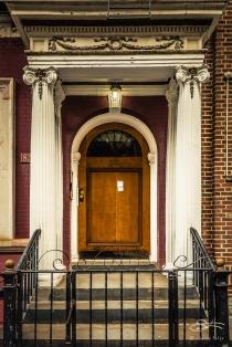 West 4th Street Door 11/6/2016