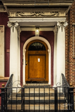 West 4th Street Door 11/6/2016