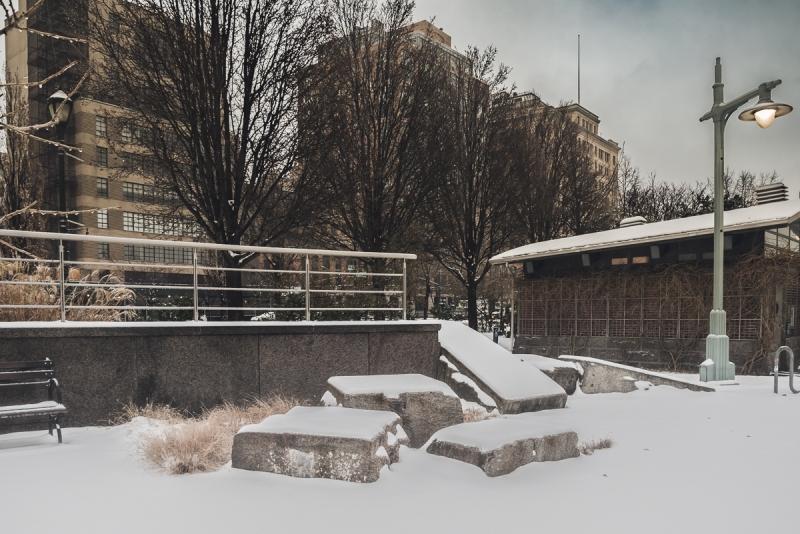 Hudson Snow 12/17/2016