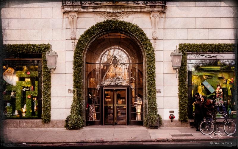 Bergdorf Goodman, 12/31/2016