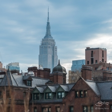 Empire State from High Line 2/19/2017