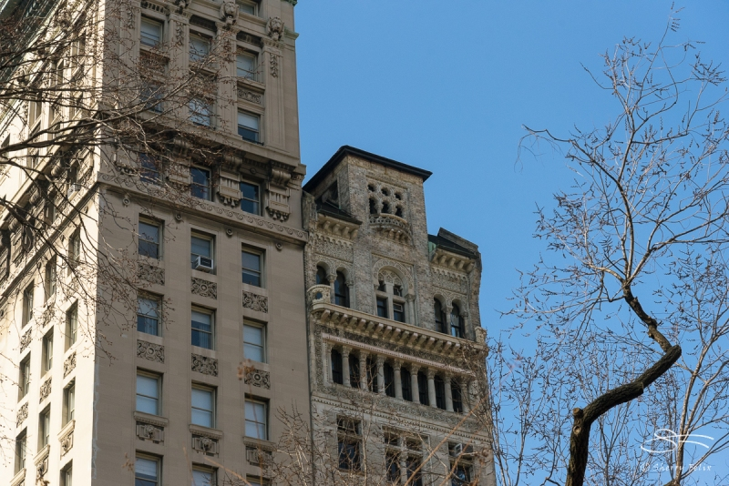 Decker Building, Union Square 2/23/2017