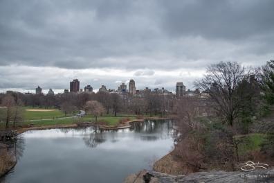 Turtle Pond, Central Park 3/29/2017