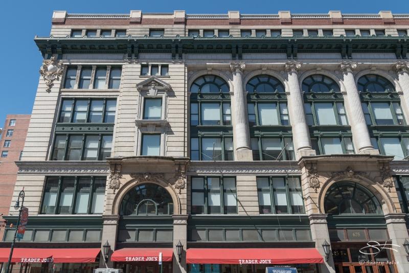 Adams Dry Goods, 675 6 Avenue, NY 4/2/2017