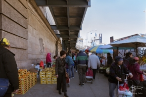 Market by Manhattan Bridge 4/8/2017