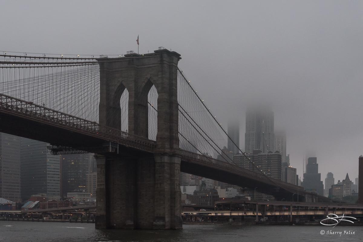 Brooklyn Bridge, Optic 2017 cruise 6/5/2017