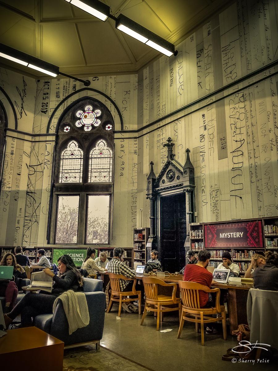 Jefferson Market Library   Sherry Felix - port4u