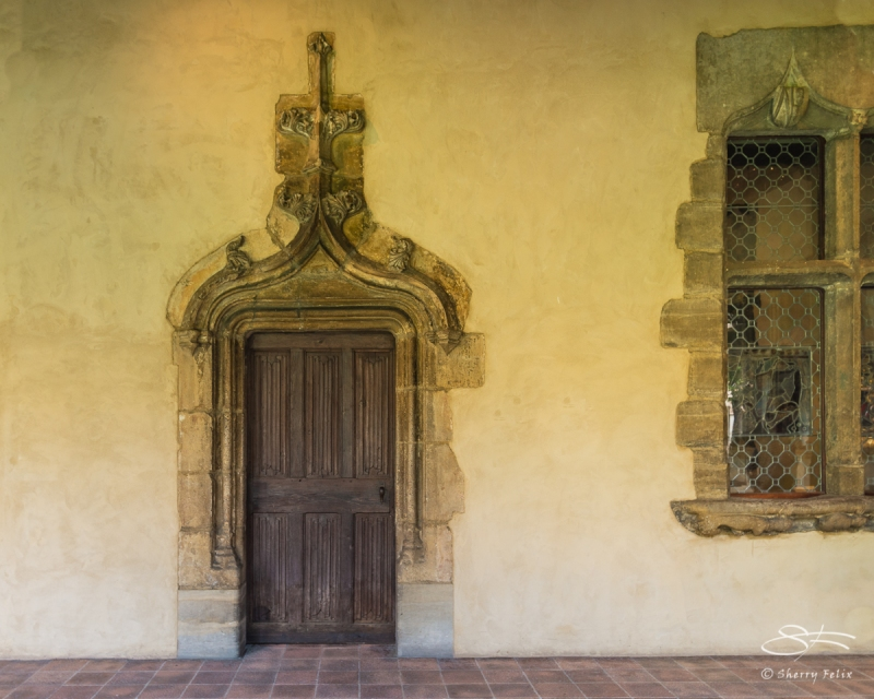 Doors in the Cloisters 6/21/2018