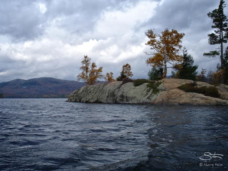 Blue Mt Lake 10/20/2007